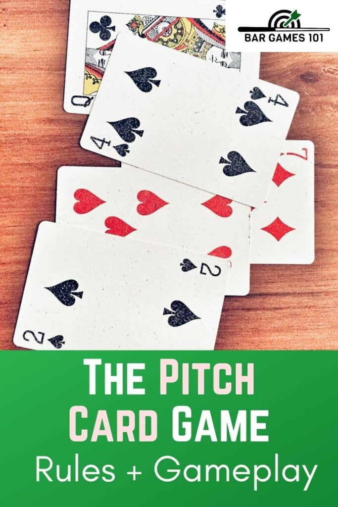 The Pitch Card Game Rules and Gameplay