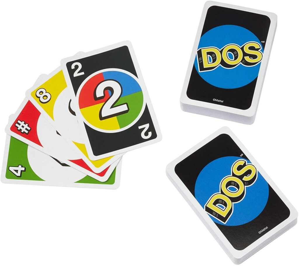 What is The Dos Card Game