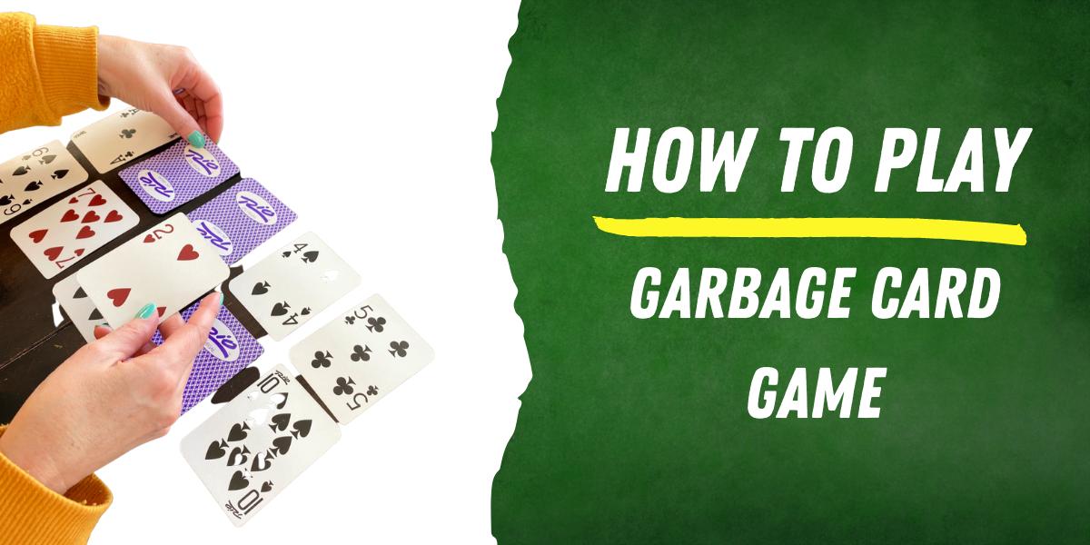 garbage card game