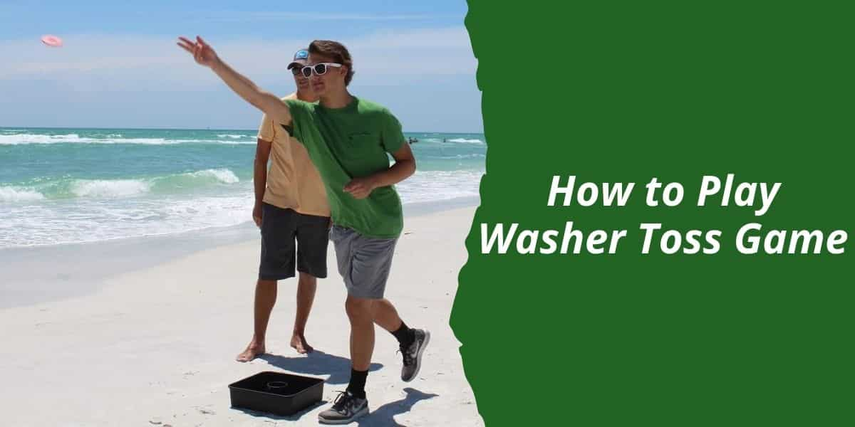 How to Play Washer Toss Game